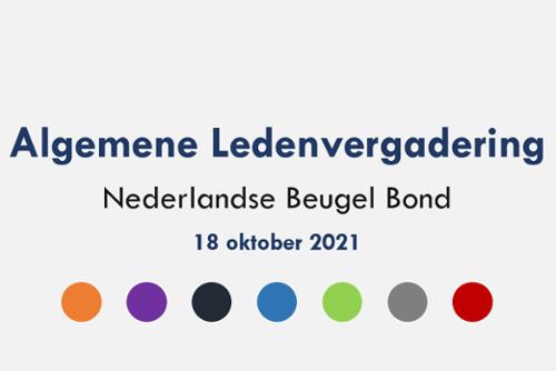 Algemene Ledenvergadering maandag 18 oktober 2021